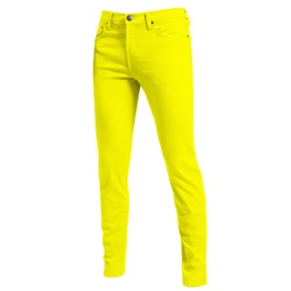 NE PEOPLE Mens Basic Skinny Fit Stretch Pencil Jeans [NEMP01] (More options available)