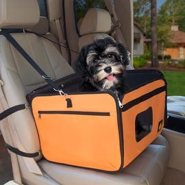 Dog Car Booster Seats For Less   Overstock