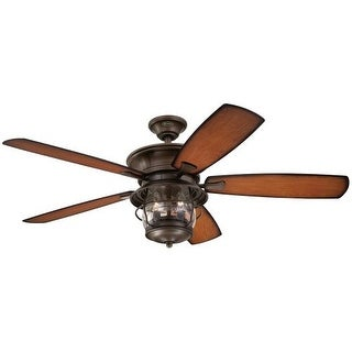 "Westinghouse 7800000 Brentford 52"" 5 Blade Hanging Indoor Ceiling Fan with Blade"