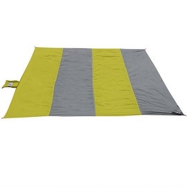Sunnydaze Lightweight Outdoor Blanket for Camping, Picnics, and the Beach