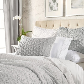 Link to Microsculpt Ombre Honeycomb 3-piece Comforter Set Similar Items in Comforter Sets