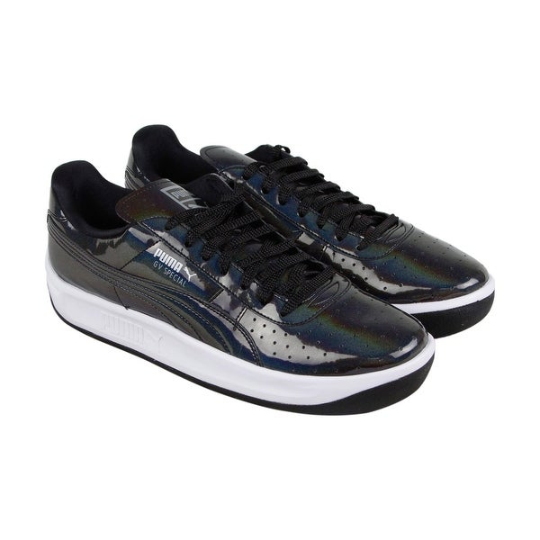 baf22c71fae652 Shop Puma Gv Special Iridescent Mens Black Patent Leather Sneakers ...