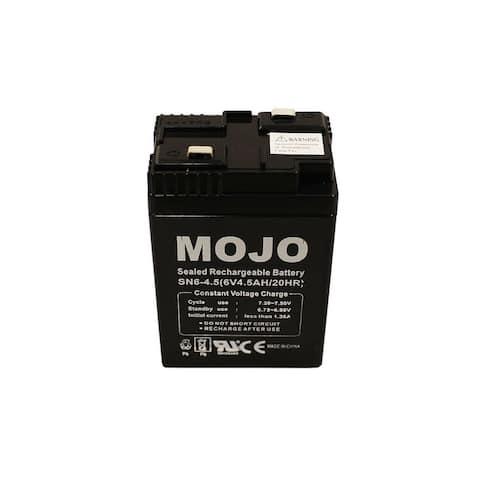 MOJO King Mallard Replacement 6Volt Recharge Duck Decoy Battery