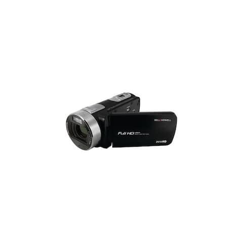 Bell+howell dv50hd-bk 20.0-megapixel 1080p dv50hd fun flix camcorder (black)