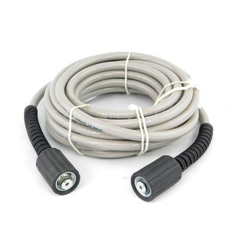 """Universal OEM 1/4"""" x 25' powerwasher pressure washer hose 3,100 psi 308835006"""