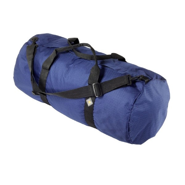 "North Star Sport Duffle Bag 14"" Diam 30"" L - Pacific Blue SD1430DLXPB"