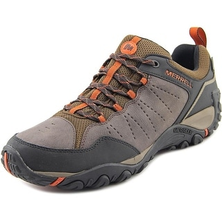 Merrell Concordia WTPF Round Toe Leather Hiking Shoe