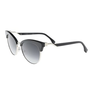 Fendi FF 0229/S 807 Black Eyewear Sunglasses - 55-18-140