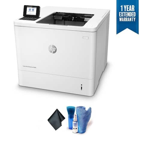 HP LaserJet Enterprise Monochrome Laser Printer Duplex Printing Bundle