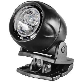 Powerbuilt LED Clip-on Visor Light with Built-in Magnetic Base - 641574