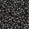 Genuine Metal Seed Beads 11/0 Antiqued Zinc 14 Grams - Thumbnail 0