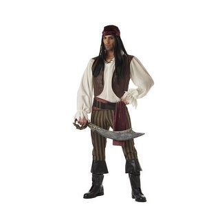 Adult Rogue Pirate Halloween Costume