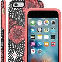 OtterBoxSymmetry SeriesCase for iPhone 6 Plus/6s Plus - Pink Swirl
