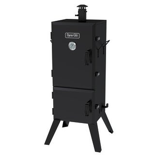 Dyna-Glo DGX780BDC-D 36in Vertical Charcoal Smoker