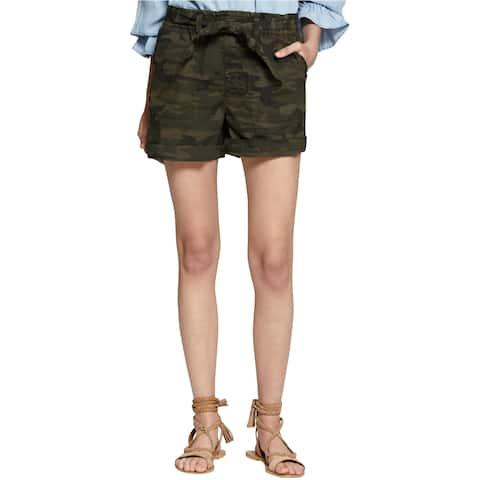 Sanctuary Clothing Womens Camo Print Casual Walking Shorts