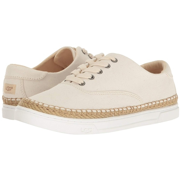 Ugg Womens Eyan II Canvas Low Top Lace