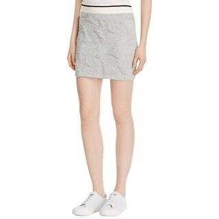 Rag & Bone Womens Mini Skirt Banded Mini - S