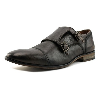 Steve Madden Agendas   Round Toe Leather  Oxford
