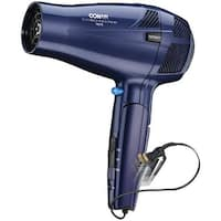 Conair 289 1,875-Watt Cord-Keeper Folding Dryer