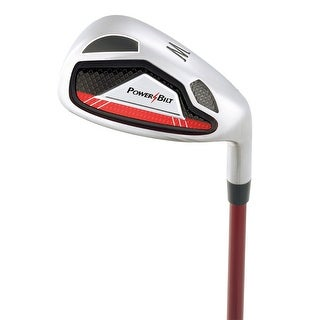 PowerBilt Junior Boys' Ages 12+ (Red) RH Wedge