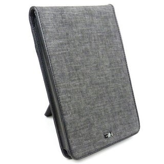 "JAVOedge Charcoal Flip Case for Amazon Kindle Fire 7"" (Stone)"