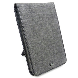 "JAVOedge Charcoal Flip Case for Amazon Kindle Fire 7"" (Stone) - 1st Generation"
