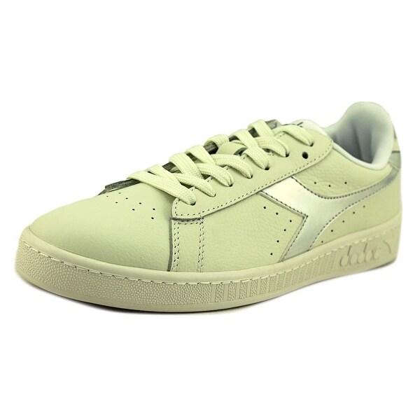 Diadora Game Hologram Women Synthetic White Fashion Sneakers