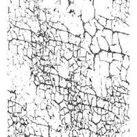 "Crafty Individuals Unmounted Rubber Stamp 4.75""X7"" Pkg-Crackle Background"