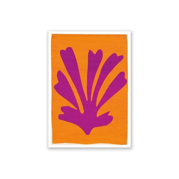 Palmette - Henri Matisse Fine Art Collections Matte Poster 17x24