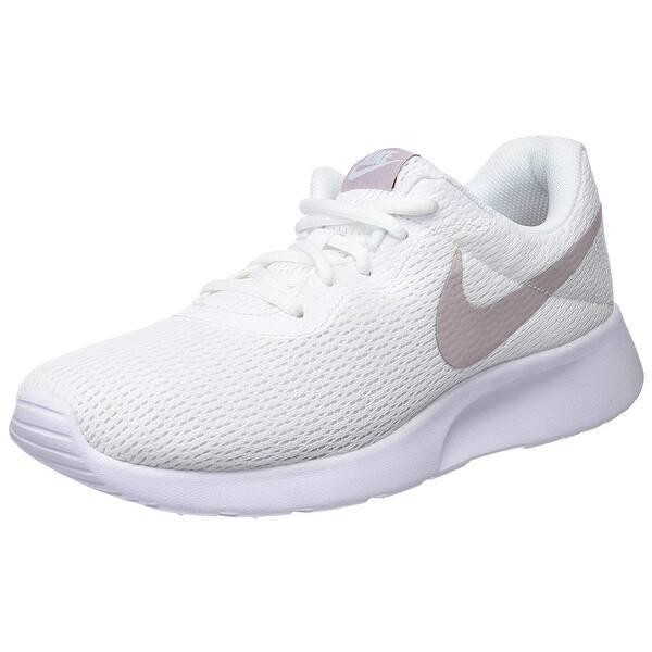separation shoes differently half price Shop Nike Women's Tanjun White/Metallic Silver/Pure Platinum ...