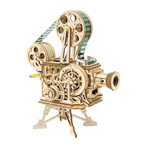 LK601 ROKR DIY Mechanical Gears Vitascope for Kids and Adults