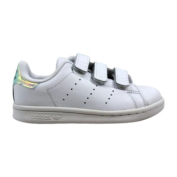 Shop Adidas Stan Smith CF C Metallic