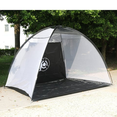 Outdoor Waterproof Folding Tent Golf Training Target Practice Net