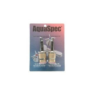 Zurn G67772 Aquaspec Long Cartridge Replacement Pack Containing 59517003 and 59517004