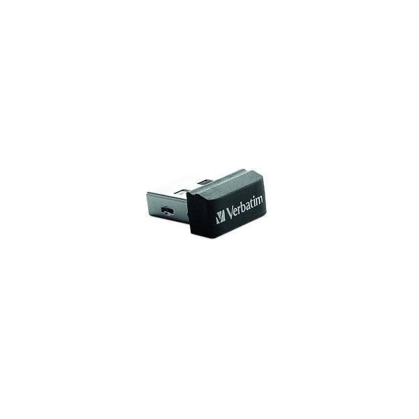 """""""Verbatim TT3580B Verbatim 64 GB Store 'n' Stay Nano USB Drive 98365"""""""