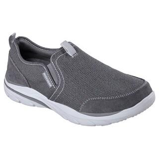 Skechers 64807 CCGY Men's CORVEN-HORST Loafers
