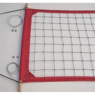 Home Court PRO2-R Red Professional Net 2-inch
