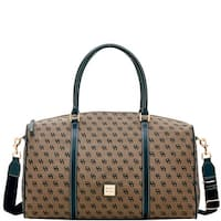 Dooney & Bourke Madison Signature Carry All (Introduced by Dooney & Bourke at $328 in Jan 2018)