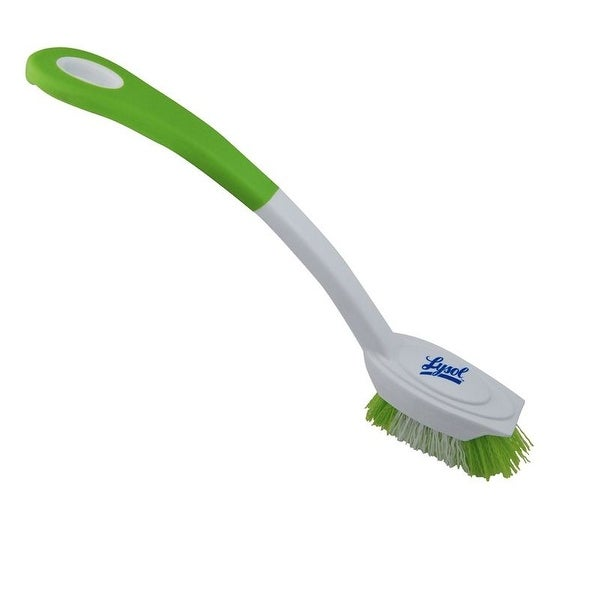 Lysol 57155-3/18 Scrub Brush, Grout