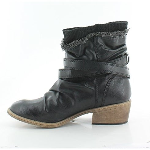 American Rag Womens Wylee Leather Closed Toe Ankle Fashion Boots