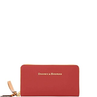 Dooney & Bourke City Large Zip Around Wristlet (Introduced by Dooney & Bourke at $168 in Sep 2016)