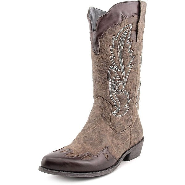 292882f2a706c Shop Dolce by Mojo Moxy Quiggly Women Pointed Toe Synthetic Western ...
