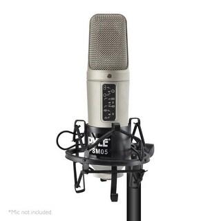 Anti-Vibration Microphone Shock Mount - Studio Spider Mic Clip Holder