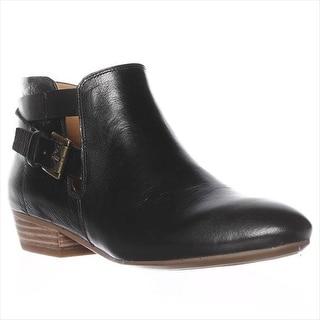 Nine West Explorer Ankle Boots - Black