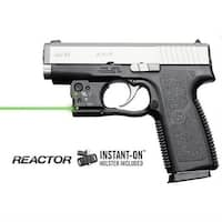 Viridian Reactor 5 Green Laser Sight For Kahr Pm & Cw 45 Featuring Ecr  Includes Hybrid Belt Holster