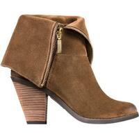 Adam Tucker Womens Pelian4 Almond Toe Mid-Calf Fashion Boots