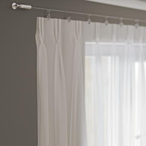 Wallniture Drape Wire Drapery Rod Curtain Hanger Tapestry Wall Hanging Photo Display