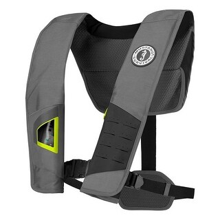 Mustang DLX 38 Deluxe Manual Inflatable PFD Manual Inflatable PFD