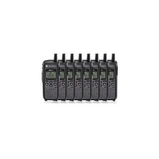 Motorola DTR410 (8 Pack) Digital 2-Way Radio