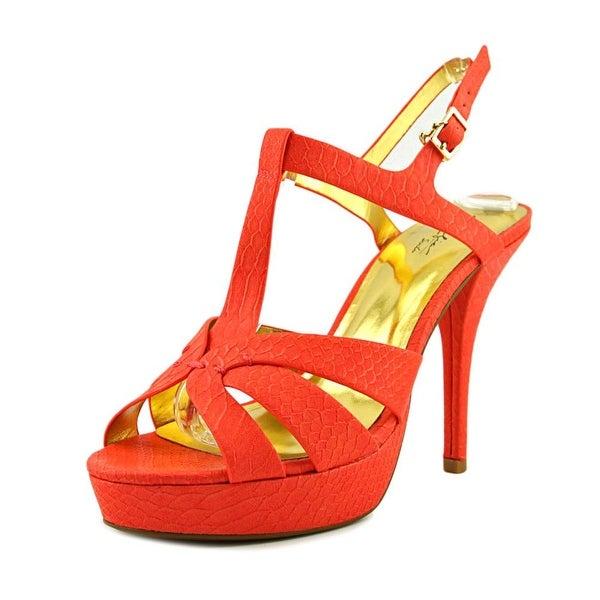 Thalia Sodi Raquell Women Red Sandals